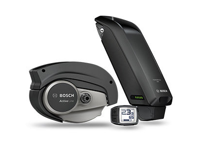 bosch active plus motor with battery