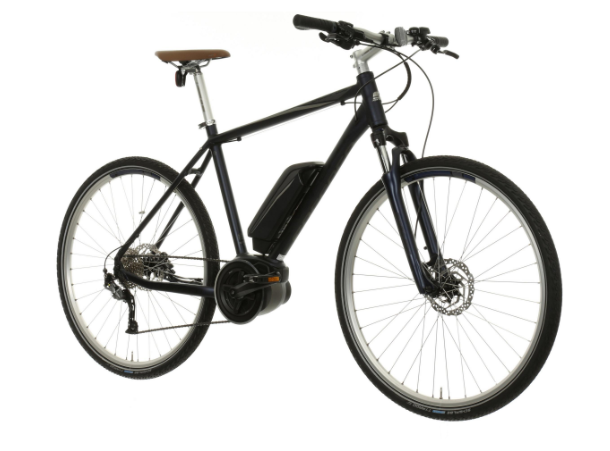 Carrera Crossfuse Electric Hybrid bike