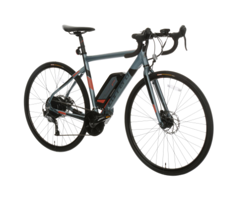 carrera crossroad electric road bike