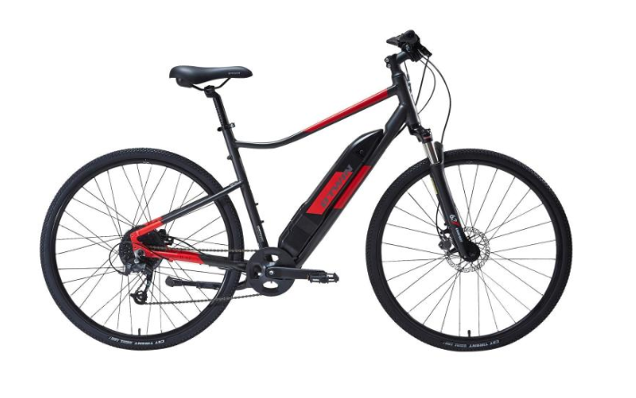decathlon riverside 500 electric hybrid bike
