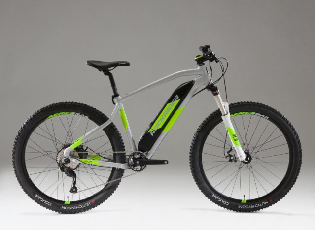 decathlon rockrider e st500 electric mountain bike