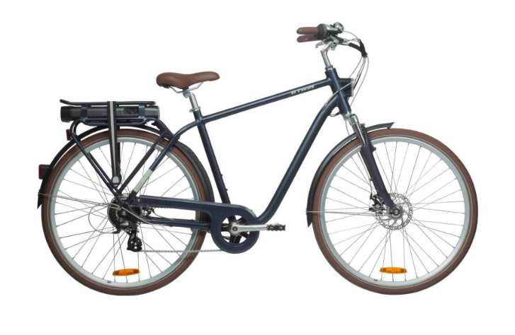btwin elops 900 e classic electric bike
