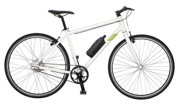 gtech sport hybrid electric bike