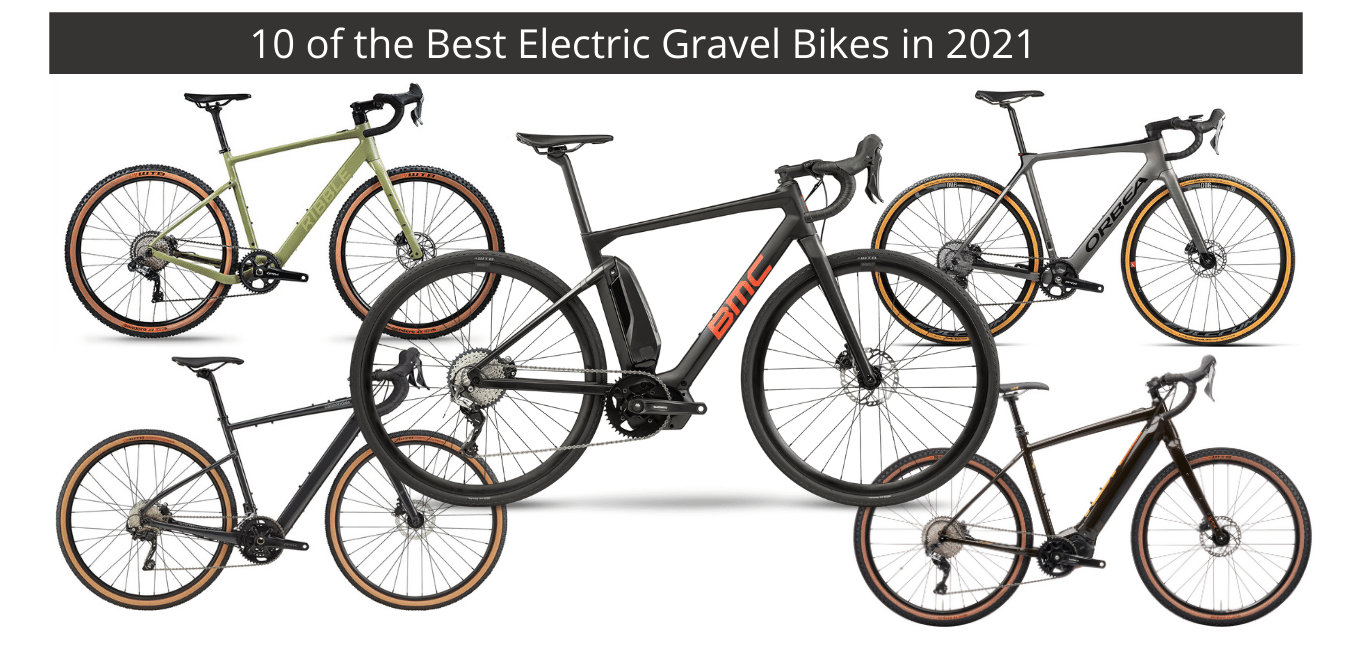 10 of the best electric gravel bikes in 2021