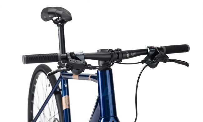flat bar electric road bike