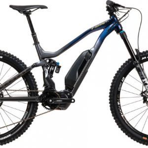 vitus e-sommet sram sx 1 x 12 full suspension electric mountain bike